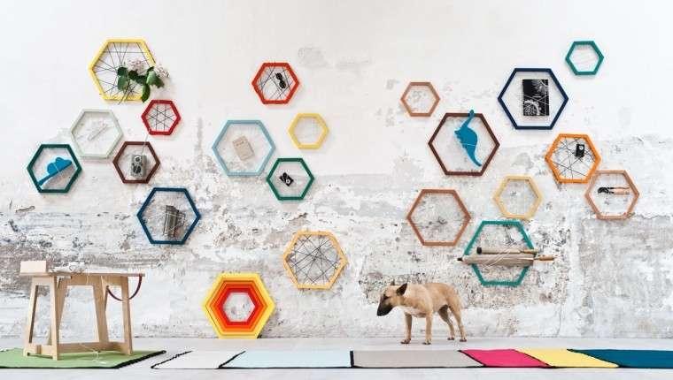 Portaoggetti fai da te 20 idee originali foto pourfemme for Fai da te oggetti creativi