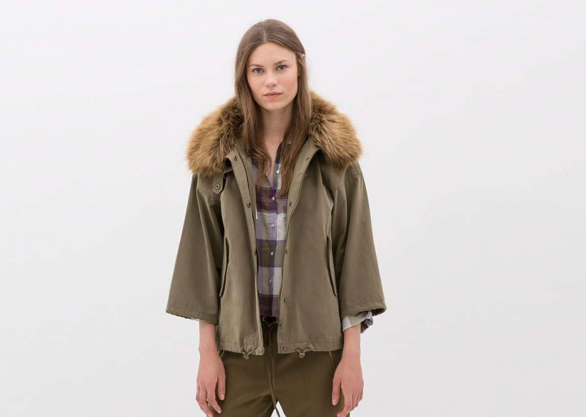 Zara, abbigliamento Autunno/Inverno 2014-2015 [FOTO]