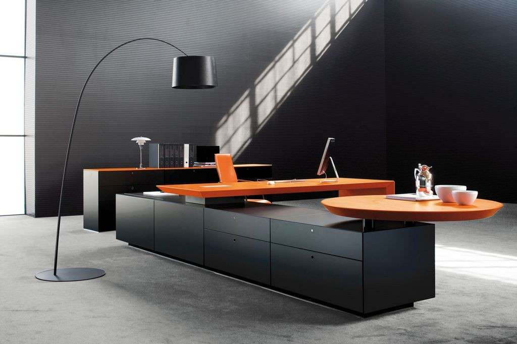 Design Di Mobili Per Ufficio : Come arredare l ufficio tante idee di design foto pourfemme