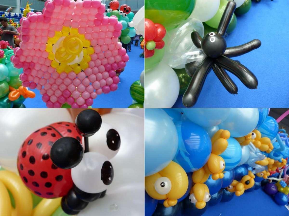 Sculture di palloncini: come realizzarle [FOTO]