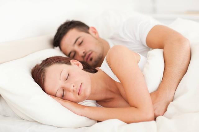 il segreto del buon riposo a due