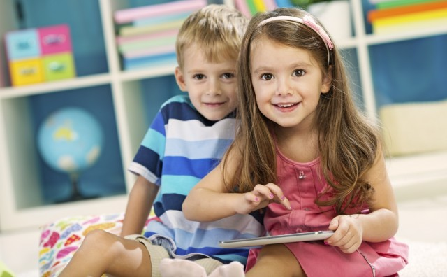 I bambini e i tablet, rischio dipendenza?