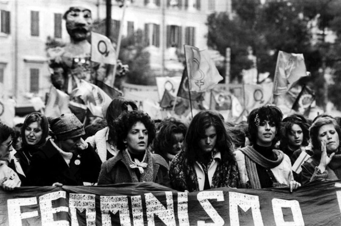 Femminismo in Italia