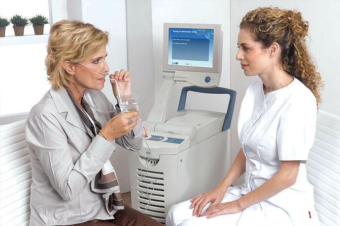 breath test per l'helicobacter pylori