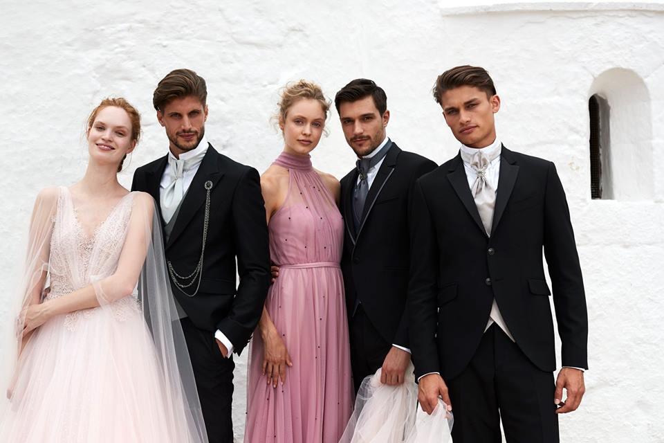 abiti per testimoni matrimonio