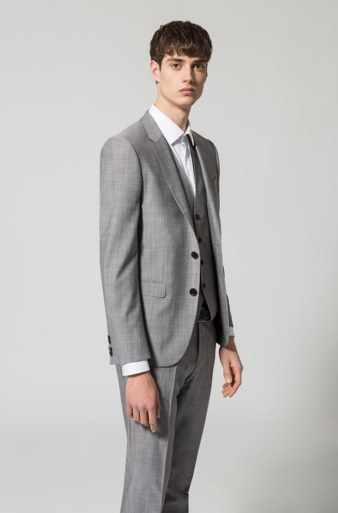 Vestiti Eleganti Hugo Boss.Testimoni Di Nozze Come Vestirsi Consigli Per Lei E Per Lui