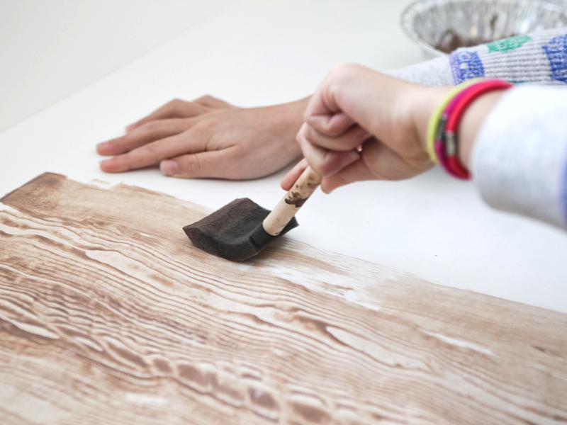 Lavorare Il Legno Grezzo : Come verniciare il legno nel modo corretto pourfemme