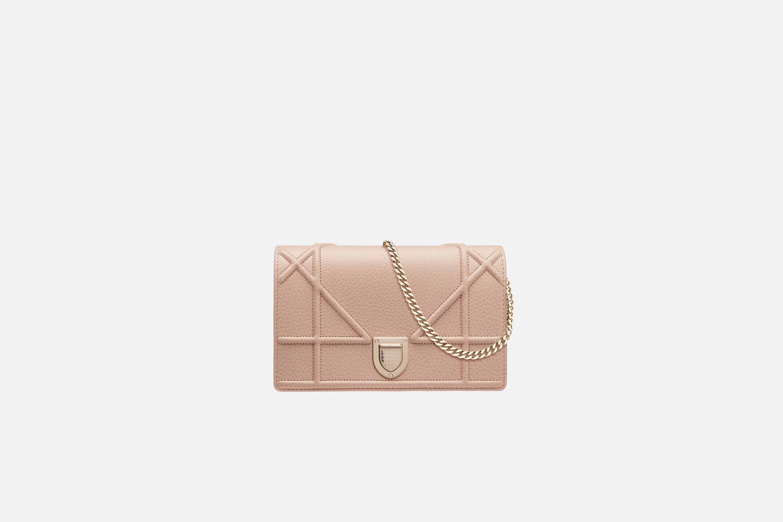 Pochette rosa cipria Dior