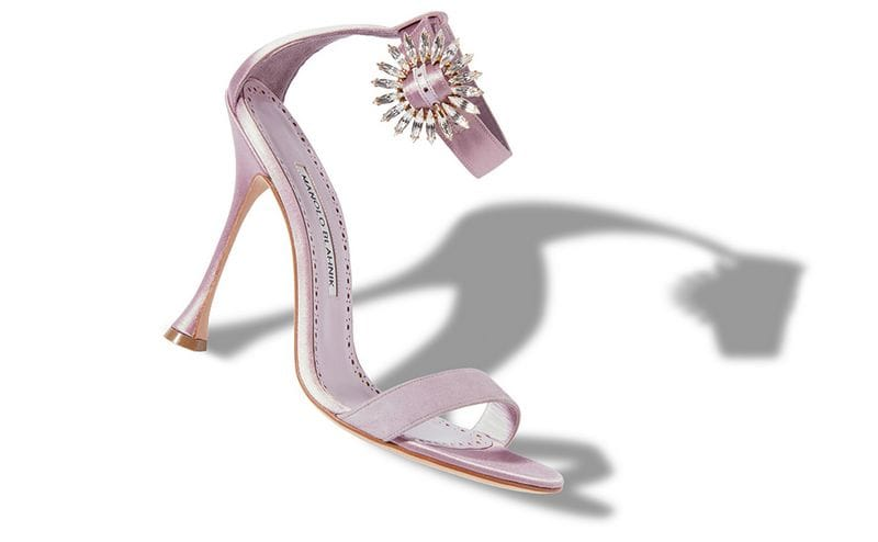 Sandali gioiello Manolo Blahnik