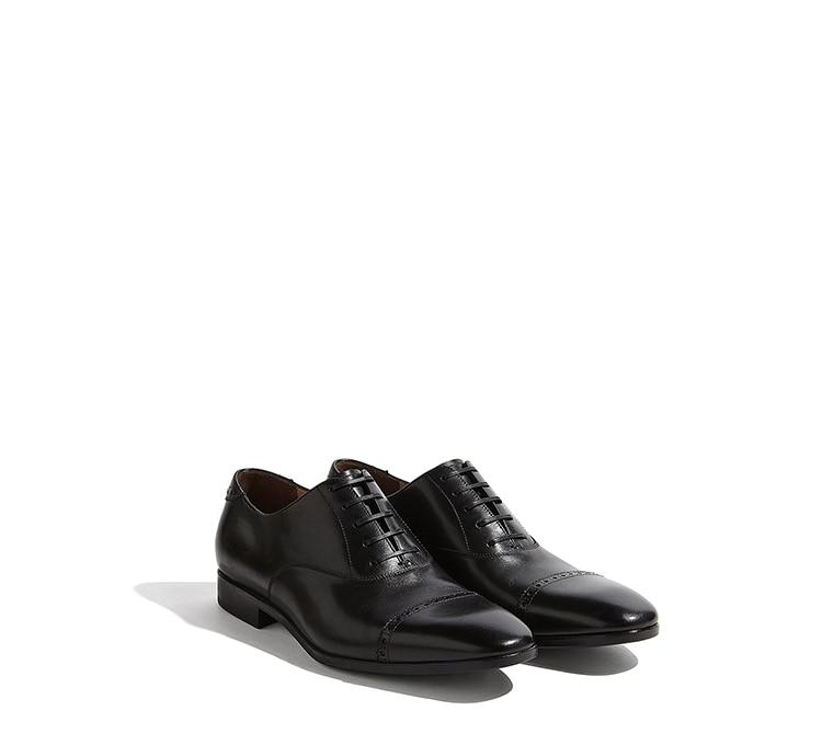 Scarpe stringate eleganti Salvatore Ferragamo