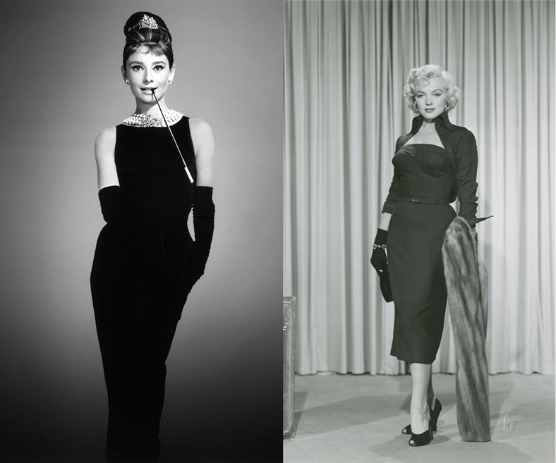 The history of pencil skirt.2