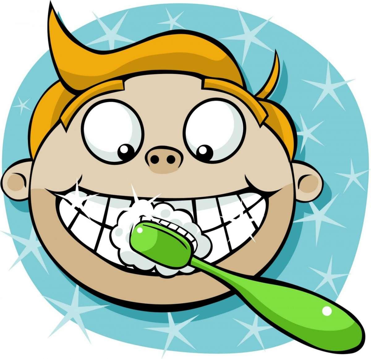 Lavarsi i denti: disegni per bambini per farli divertire [FOTO]