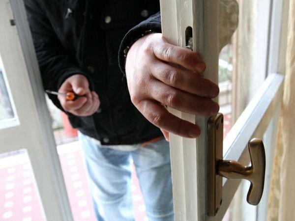 furto in appartamento