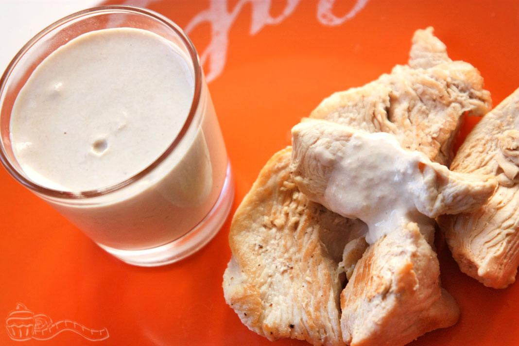 Salsa tonnata allo yogurt, ricetta light