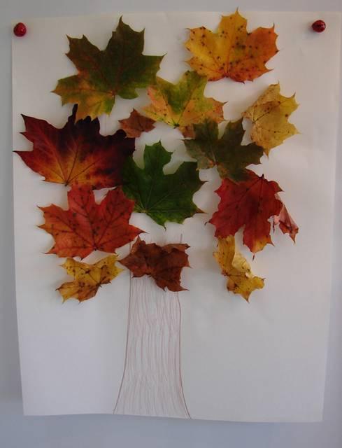 Albero-di-foglie