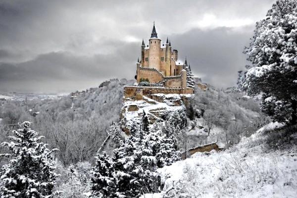 Alcázar di Segovia