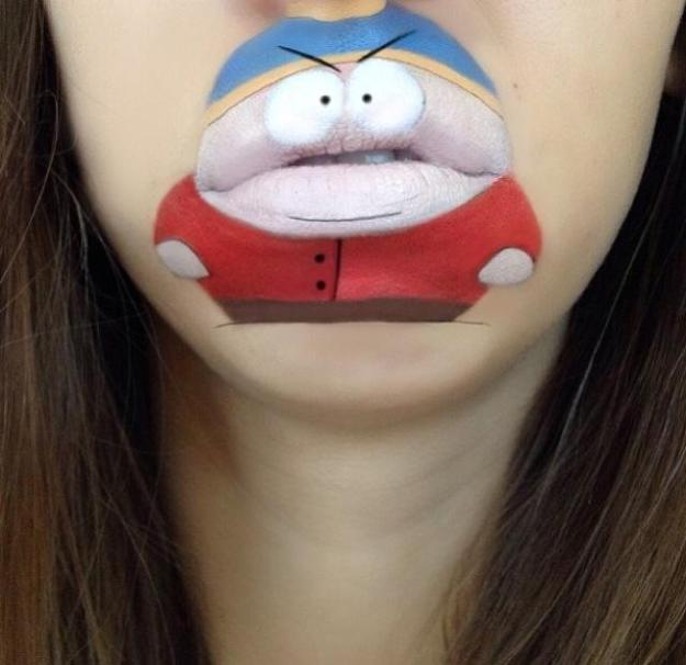 Laura Jenkinson cartman