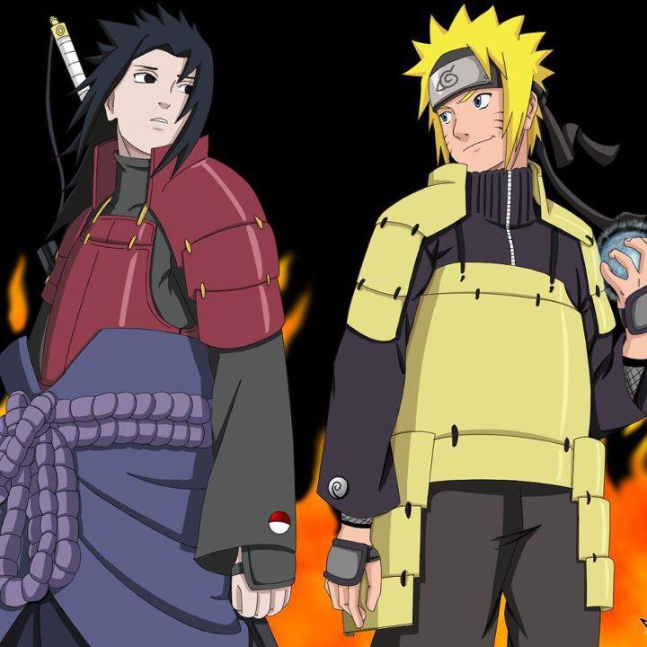 Naruto-e-Sasuke