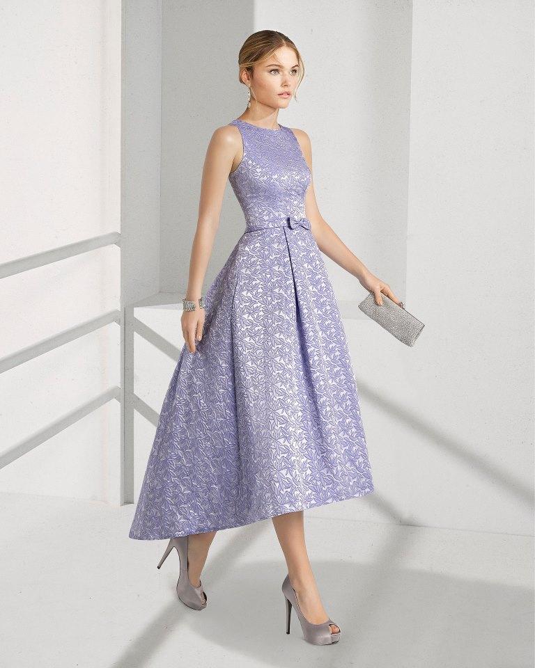 Vestito da cerimonia anni '50 Rosa Clarà
