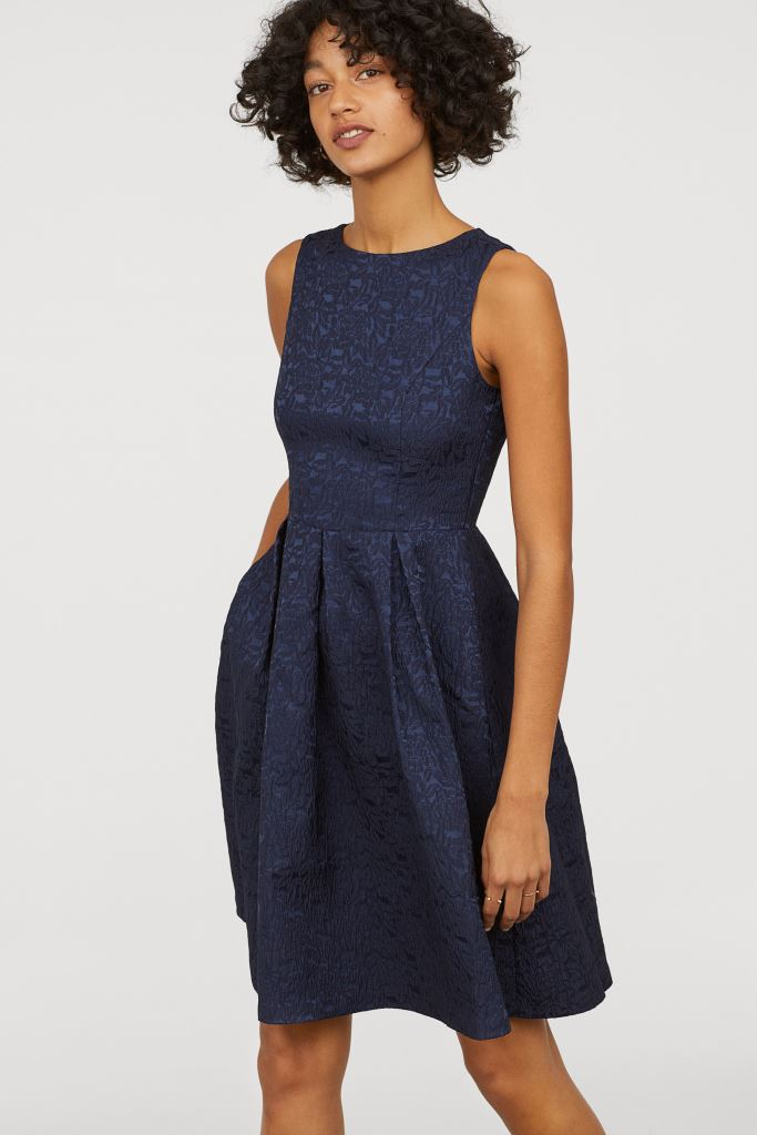 Vestito da cerimonia corto economico H&M