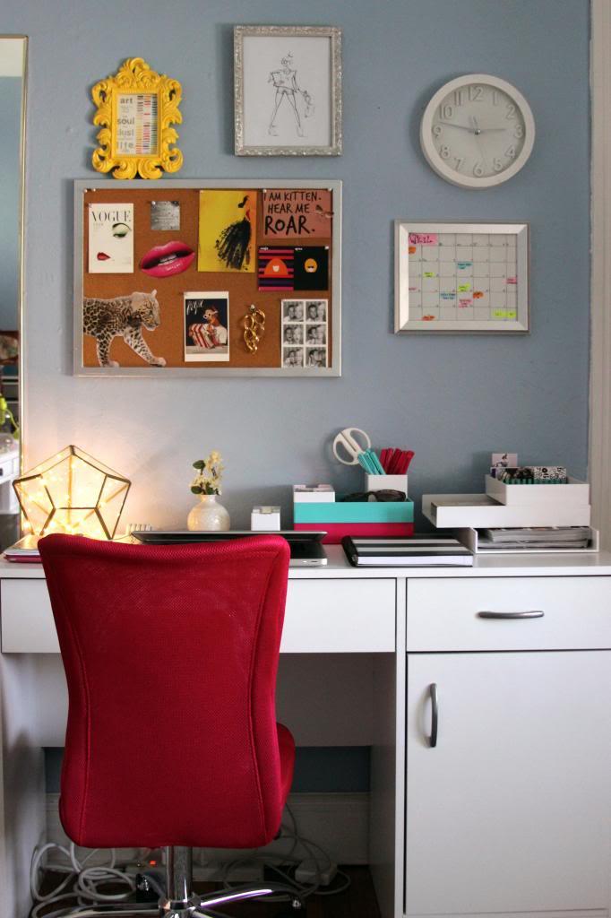 bacheca cool scrivania