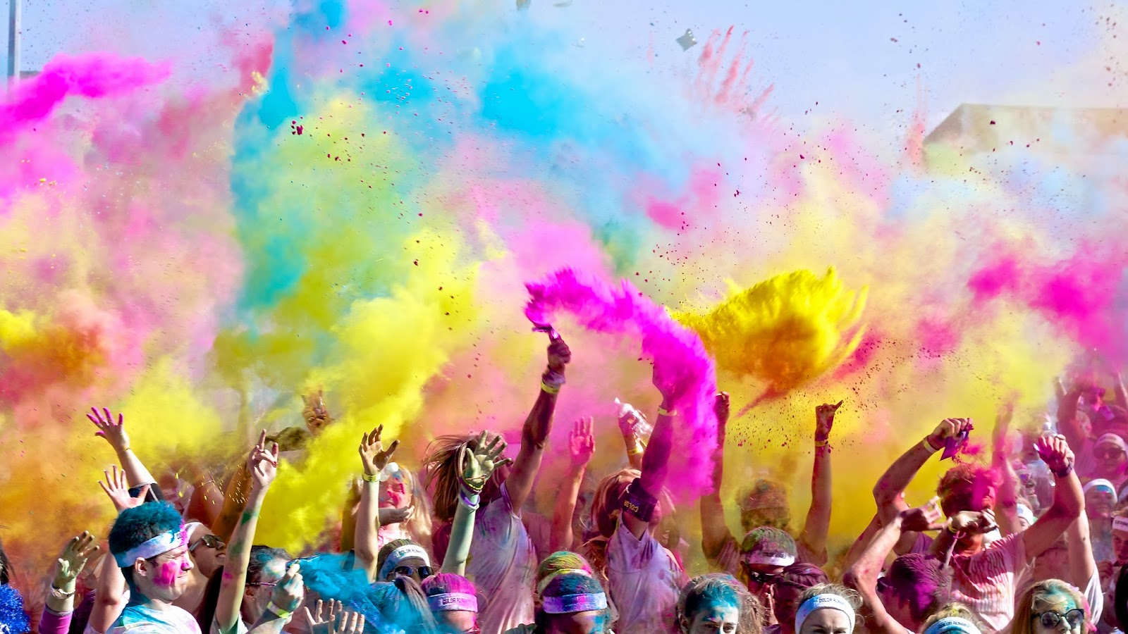The Color Run, la corsa più colorata va in scena a Milano