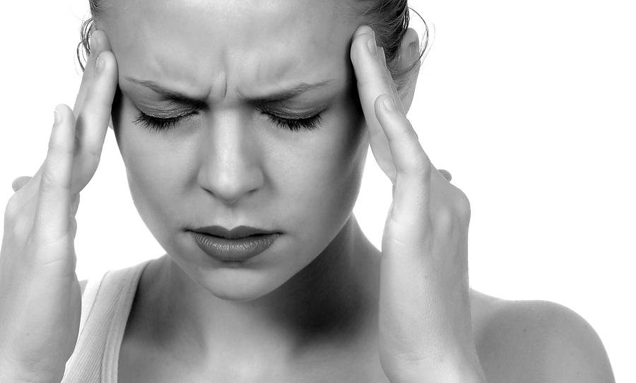 mal di testa stress