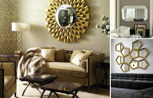 Specchi da parete: i modelli di design più cool [FOTO] | Pourfemme