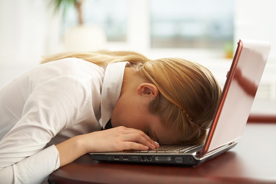stanchezza stress