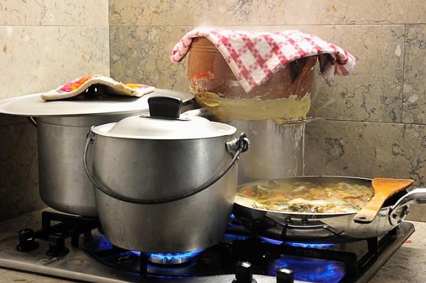 umidità cucina