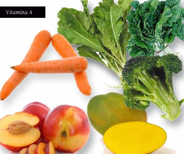 Vitamina A: a cosa serve e alimenti che la contengono