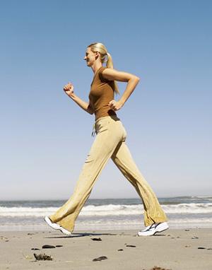 Camminare fa bene alle gambe