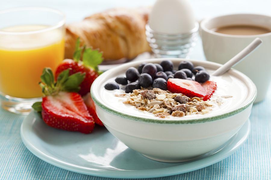 Colazione sana e dietetica: un menù settimanale per non sbagliare