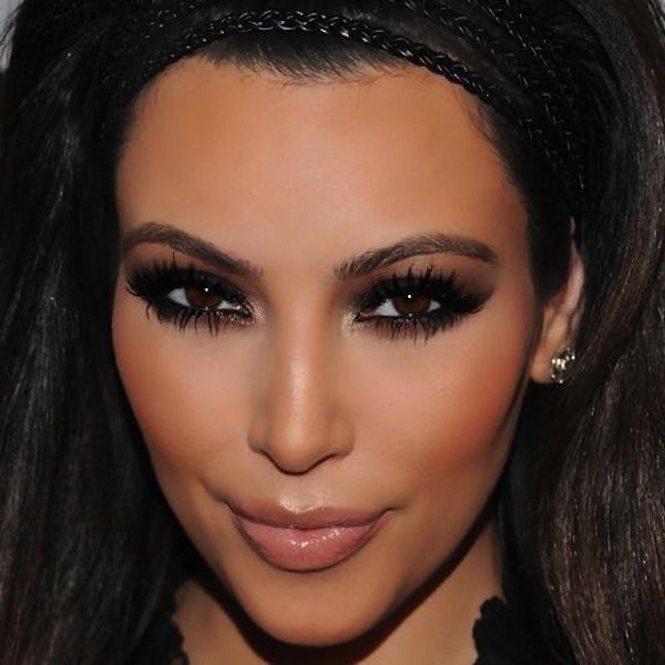 Contouring come Kim Kardashian