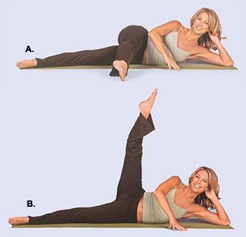 Esercizi per gambe