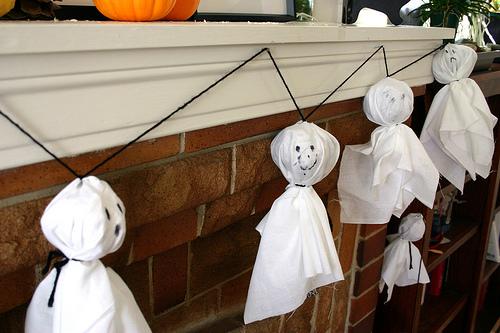 halloween.lavoretti.fantasmi