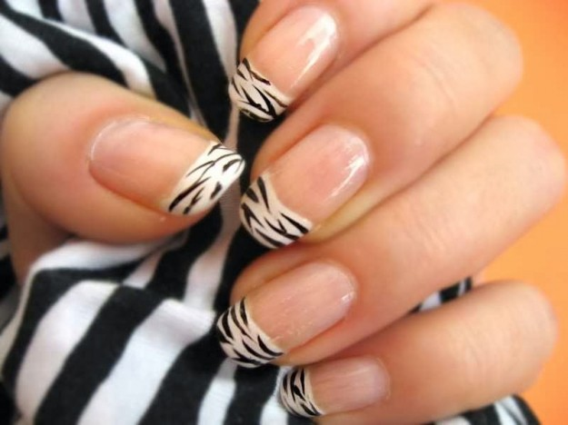 Come realizzare una nail art safari
