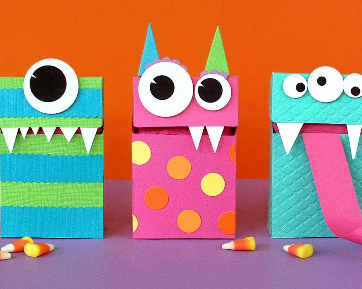 Porta dolci di Halloween: idee fai da te [FOTO]