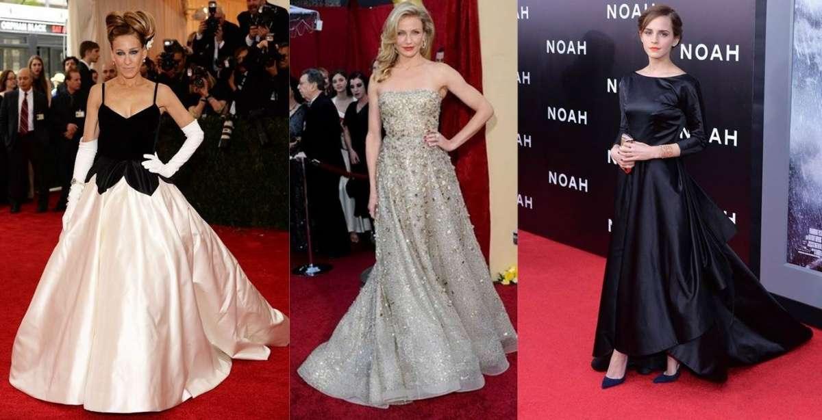 Le star che hanno scelto Oscar De La Renta: gli abiti da sogno firmati dallo stilista [FOTO]