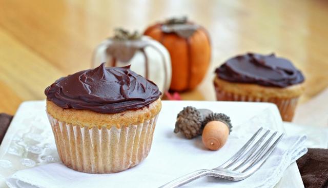 zucca cupcake
