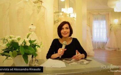Consigli di stile di Alessandra Rinaudo per rendere unico il giorno del sì