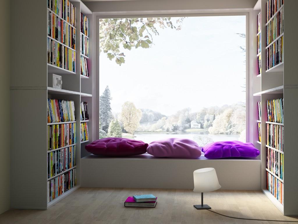 Quale angolo lettura preferisci?
