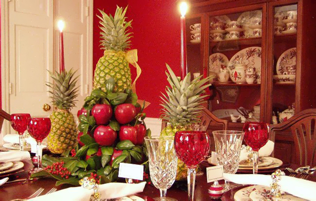 Centrotavola frutta fresca