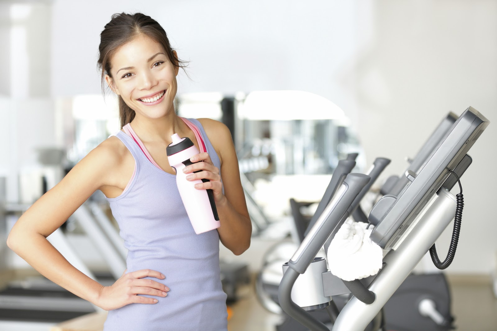 Fast workout: belle e in forma in 10 minuti