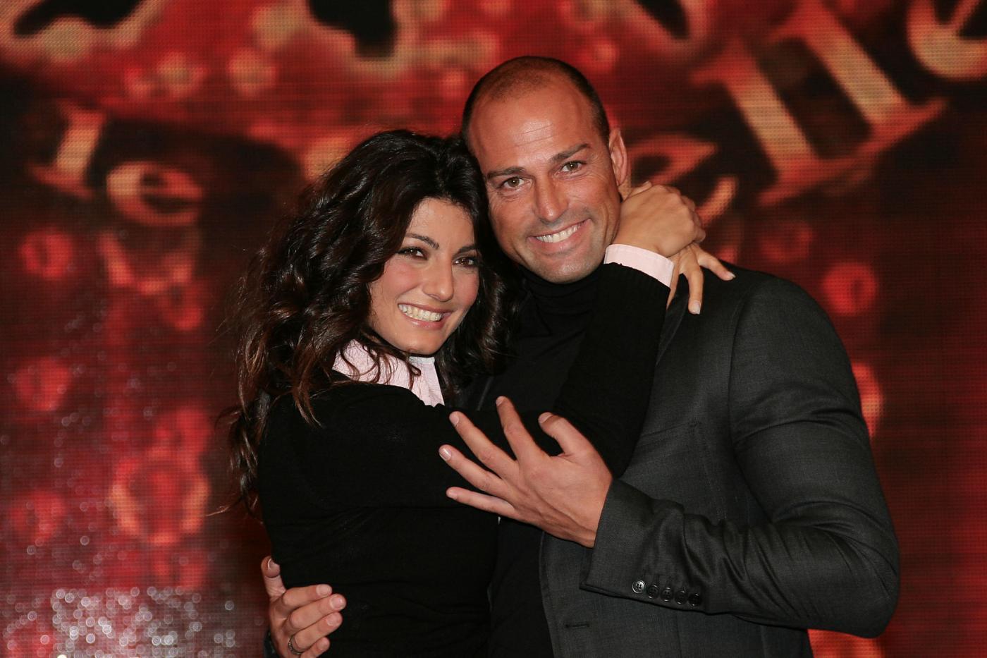 Samanta Togni con Stefano Bettarini