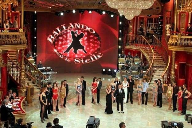 Che esce a ballare con le stelle 2012