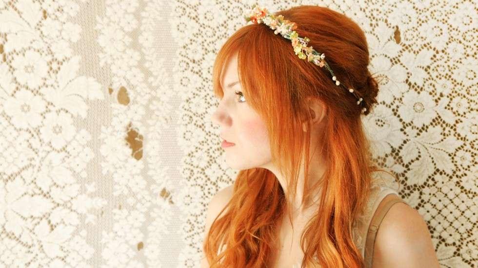 Capelli sposa: i semiraccolti, tante idee per il tuo matrimonio [FOTO]