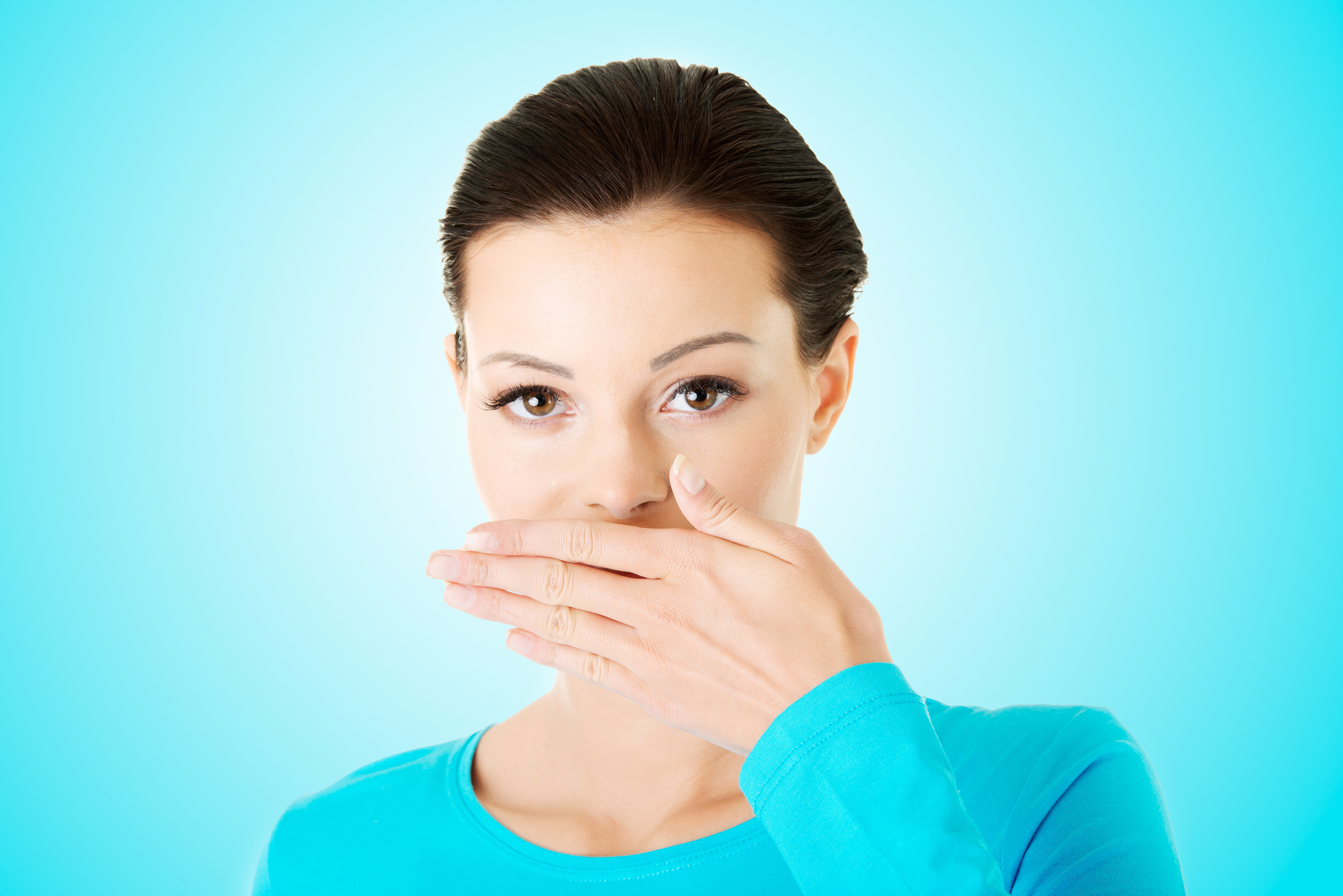 A Sign of Bad Mouth Breath