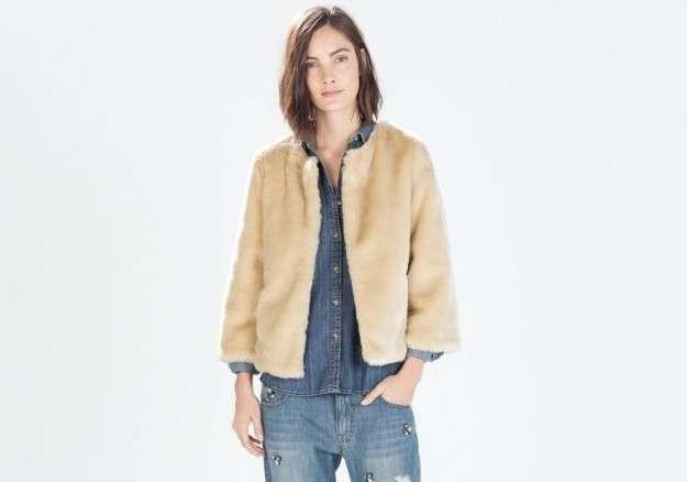 buy popular c653a bb28d Pellicce ecologiche: da Zara a Elisabetta Franchi, i modelli ...