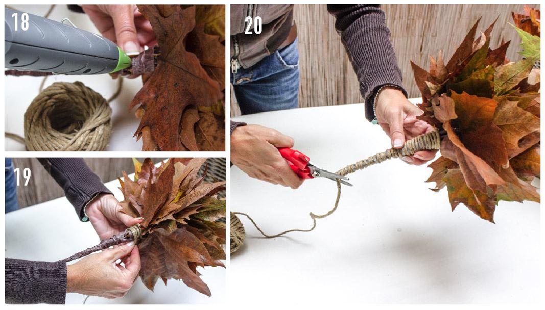 fase4 lavoretti con foglie